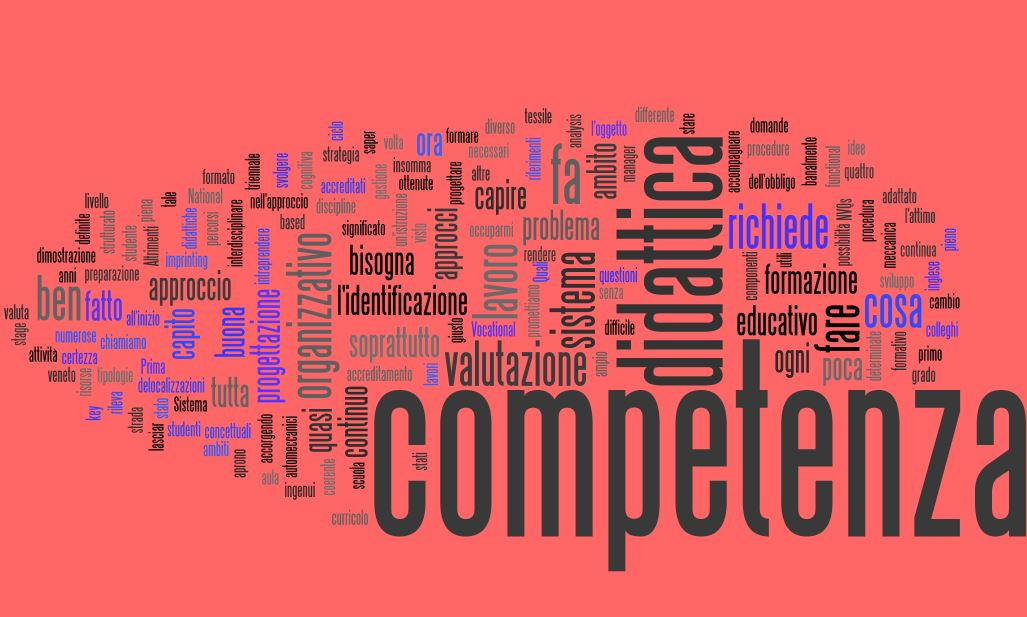 Capire competenza