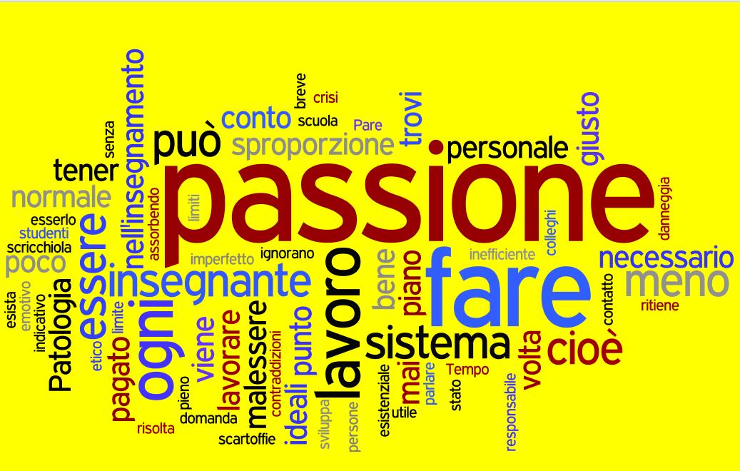 Favoloso Passione Lavoro Frasi AE07 » Regardsdefemmes OP94